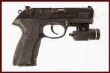 BERETTA PX4 STORM 9MM USED GUN INV 215868