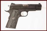 RUGER SR1911 45 ACP USED GUN INV 216092