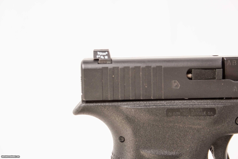 GLOCK 42 380 ACP USED GUN INV 216197
