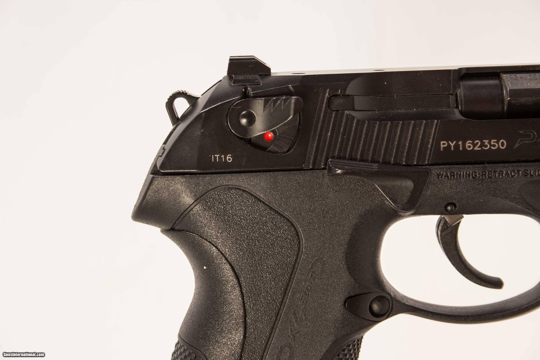 BERETTA PX4 STORM 40 S&W USED GUN INV 216606
