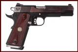 WILSON COMBAT CQB ELITE 1911 45 ACP USED GUN INV 199280