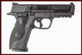 SMITH AND WESSON M&P 9MM USED GUN INV 216905 - 1 of 2