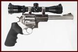 RUGER SUPER REDHAWK 44MAG USED GUN INV 207955
