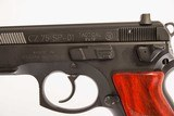 CZ-USA SP-01 TACTICAL 9MM USED GUN INV 217918 - 4 of 5
