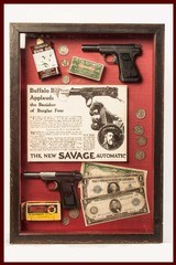 SAVAGE 1917 PISTOL SET 32 ACP USED GUN INV 217936 & 217937
