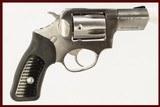 RUGER SP101 357MAG USED GUN INV 212983