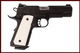 NIGHTHAWK CUSTOM 1911 45 ACP USED GUN INV 201010