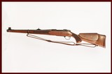 SAKO M591 MANNLICHER 308 WIN USED GUN INV 218483 - 1 of 6