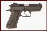 IWI JERICHO 941 9MM USED GUN INV 218517