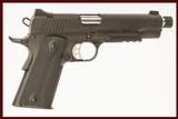 KIMBER 1911 CUSTOM TLE/RL II 45ACP USED GUN INV 213557