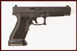 GLOCK 34 9MM USED GUN INV 217835 - 1 of 5