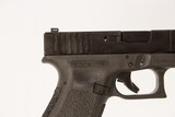 GLOCK 19 CUSTOM 9MM USED GUN INV 219115 - 2 of 5