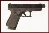 GLOCK 19 CUSTOM 9MM USED GUN INV 219115