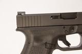 GLOCK 32 GEN 3 .357 SIGUSED GUN INV 219191 - 2 of 6