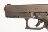 GLOCK 32 GEN 3 .357 SIGUSED GUN INV 219191 - 5 of 6