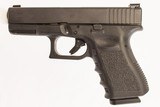 GLOCK 32 GEN 3 .357 SIGUSED GUN INV 219191 - 6 of 6