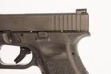 GLOCK 32 GEN 3 .357 SIGUSED GUN INV 219191 - 4 of 6