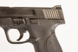 SMITH & WESSON M&P SHIELD 9 MM USED GUN INV 219192 - 5 of 6