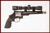 SMITH & WESSON 969-7 HUNTER PERFORMANCE CENTER 44 MAG USED GUN INV 219218 - 1 of 6