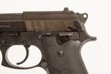 TAURUS PT 92AF 9MM USED GUN INV 219459 - 5 of 6