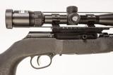 SAVAGE A22 PRO VARMIT 22 LR USED GUN INV 219910 - 5 of 6