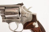 SMITH & WESSON 66-2 357 MAG USED GUN INV 219944 - 4 of 6