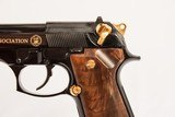 BERETTA 92 EL NRA 9MM USED GUN INV 220014 - 5 of 6