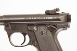 RUGER 22/45 MARK IV USED GUN INV 220451 - 4 of 5