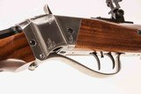 PEDERSOLI SHARPS 17 HMR USED GUN INV 220826 - 11 of 12