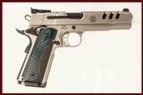 SMITH & WESSON PC1911 45 ACP USED GUN INV 221021