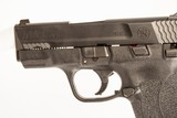 SMITH & WESSON M&P45 SHIELD 2.0 45ACP USED GUN INV 221544 - 4 of 5