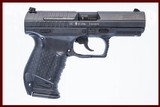WALTHER P99AS 40 S&W USED GUN INV 222366