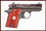 SIG SAUER P938 NITRO USED GUN INV 223007 - 1 of 5