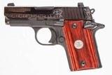 SIG SAUER P938 NITRO USED GUN INV 223007 - 5 of 5