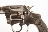 COLT POLICE POSITIVE 38SPL USED GUN INV 220951 - 5 of 6