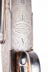 BERNARDELLI PUCCINELLI GRAN LUSSO SIDE BY SIDE 28 GA USED GUN INV 224306 - 7 of 12
