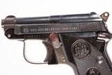 BERETTA 950 BS 25ACP USED GUN INV 223415 - 4 of 5