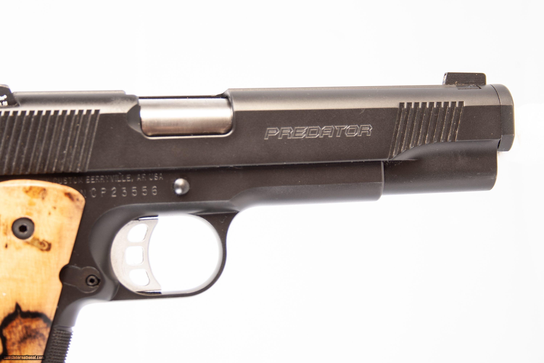 Predator III   Nighthawk Custom
