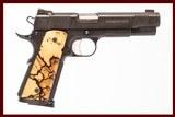 NIGHTHAWK PREDATOR 1911 45 ACP USED GUN INV 225470
