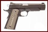 KIMBER CUSTOM TLE/RL II 10MM NEW GUN INV 224468 - 1 of 1