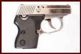 NORTH AMERICAN ARMS GUARDIAN 32ACP USED GUN INV 225609