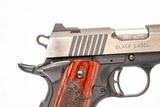 BROWNING 1911 380 380ACP USED GUN INV 228185 - 3 of 8
