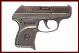 RUGER LCP 380 ACP NEW GUN INV 227784