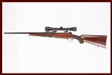 WINCHESTER 70 FEATHERWEIGHT ULTRA GRADE 270 WIN USED GUN INV 228811