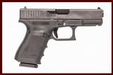 glock 23 gen 4 40 s&w used gun inv 229177