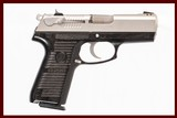 ruger p95 dc 9mm used gun inv 228823