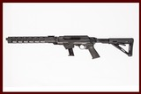 RUGER PC CARBINE 9MM USED GUN INV 229114 - 1 of 7
