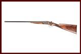 AYA AGUIRRE SXS DUCKS UNLIMITED 20 GA USED GUN INV 229122