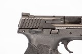 SMITH AND WESSON M&P 40 M2.0 40 S&W USED GUN INV 229240 - 3 of 8