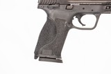 SMITH AND WESSON M&P 40 M2.0 40 S&W USED GUN INV 229240 - 2 of 8